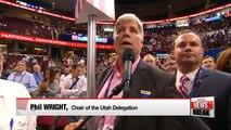 Anti-Trump delegates fail to push through roll-call vote at RNC