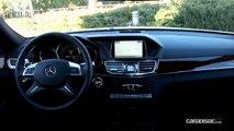 Essai vidéo Mercedes Classe E restylée