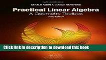 PDF Download) Practical Linear Algebra: A Geometry Toolbox Third