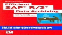 PDF Download) Archiving Your SAP Data Download - video