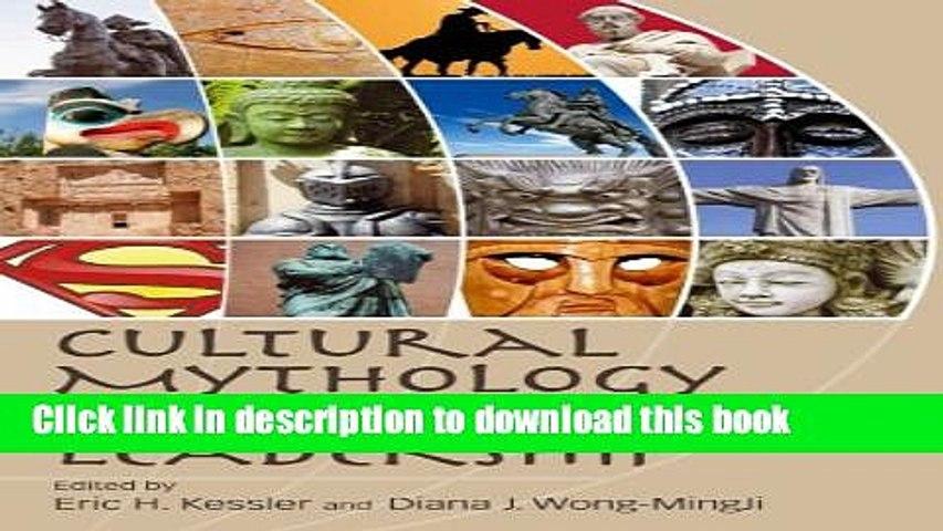 Read Cultural Mythology and Global Leadership  Ebook Free