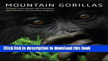 Read Books Mountain Gorillas: Biology, Conservation, and Coexistence ebook textbooks