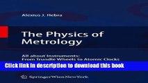 The Physics of Metrology