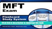 Read Book MFT Exam Flashcard Study System: Marriage and Family Therapy Test Practice Questions
