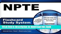 Read Book NPTE Flashcard Study System: NPTE Test Practice Questions   Exam Review for the National