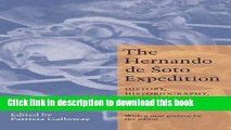 """Read Books The Hernando de Soto Expedition: History, Historiography, and """"Discovery"""" in the"""