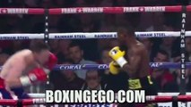 Guillermo Rigondeaux BREAKS JAW of Charles 'Jazza' Dickens FULL FIGHT (Review).