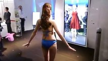 New Mirror Lets You Try On Clothes Without Getting Undressed!