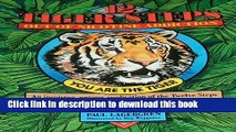 Read Books The 12 Tiger Steps Out of Nicotine Addiction: A Step Study Guide for Nicotine Addiction