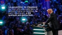 Convention des Républicains : des délégués anti-trump perturbent la réunion