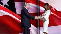 Melania Trump's GOP convention speech in 3 minutes