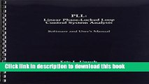 PDF [FREE] DOWNLOAD Theory of the Non-linear Analog Phase