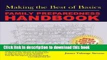 Read Making the Best of Basics: Family Preparedness Handbook  PDF Online