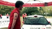Vidéo exclusive - Caradisiac essaie la Citroen DS3 R3 sur une spéciale du rallye du Var
