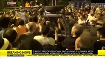 Turkey Coup Attempt- How The Night Unfolded dailymotion