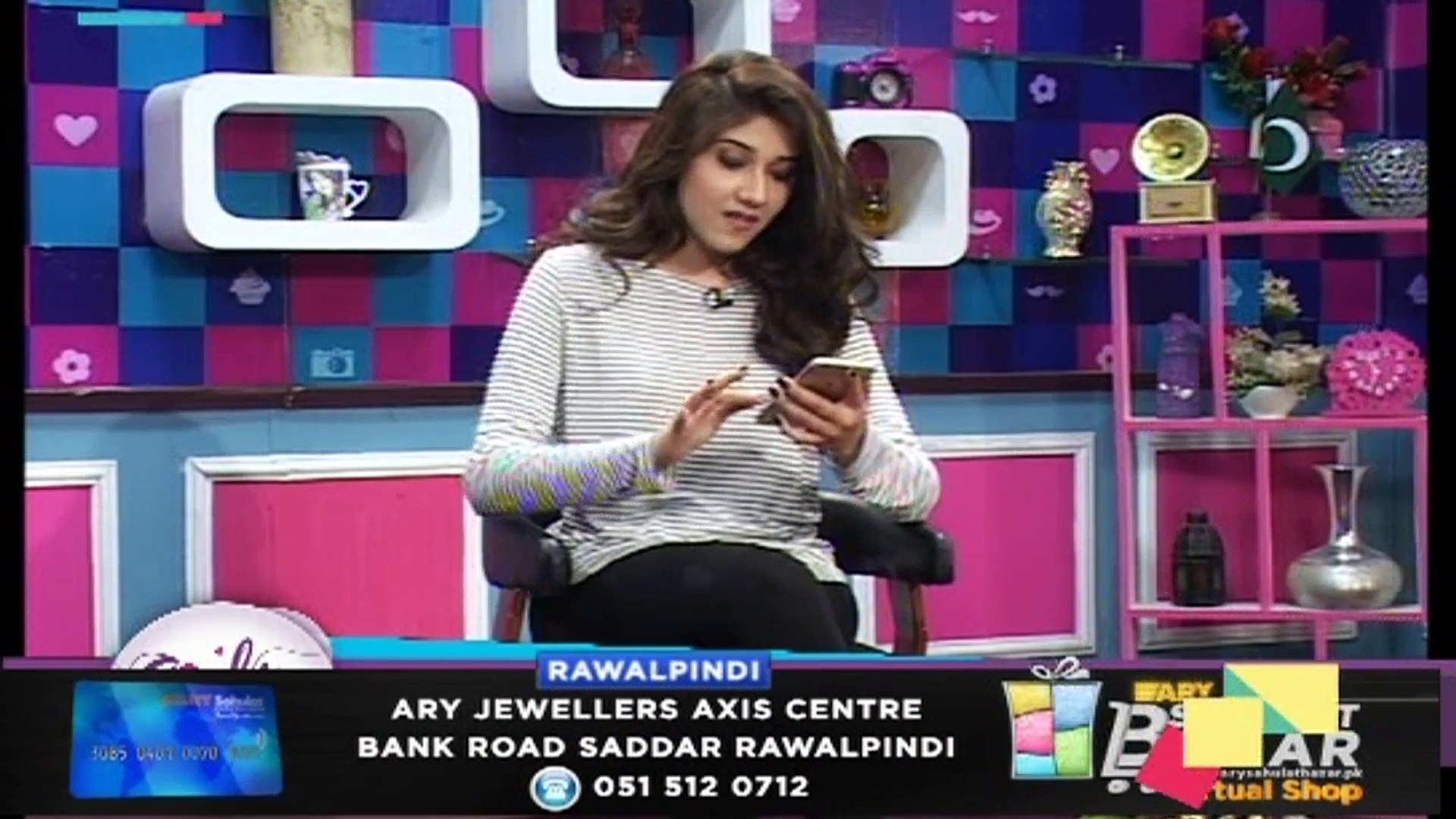 Girls Republic on Ary Musik in High Quality  19th july 2016