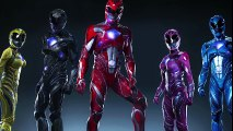 First Character Posters Released For NEW Power Rangers Film