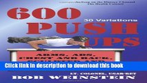Download 600 Push-ups 30 Variations Ebook Free
