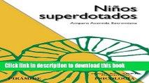 Read Books Niños superdotados / Gifted Children (Ojos Solares / Solar Eyes) (Spanish Edition)