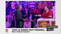 Fred Chesneau terrorisé par une tarentule ! - ZAPPING TÉLÉ DU 19/07/2016 par lezapping