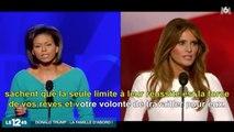 Mélania Trump copie le discours de Michelle Obama ! Zap actu du 19/07/2016 par lezapping