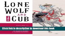 Read Lone Wolf and Cub Volume 11: Talisman of Hades (Lone Wolf and Cub (Dark Horse))  Ebook Free