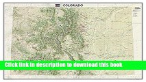 Read Colorado [Laminated] (National Geographic Reference Map)  Ebook Free