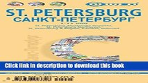 Download Laminated St. Petersburg City Streets Map by Borch (English Edition)  Ebook Online