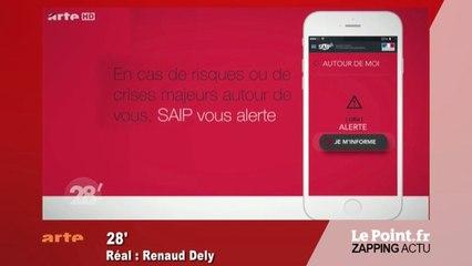 Safety Check plus efficace que SAIP - Zapping du 19 juillet
