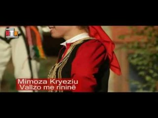 Mimoza Kryeziu Vallzo me Rininë