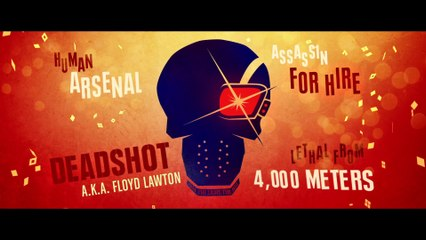 Suicide Squad  Deadshot  Hd Full Movies