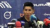 """Quintana : """"Pour ces étapes dans les Alpes, on va pouvoir adapter une stratégie différente"""""""