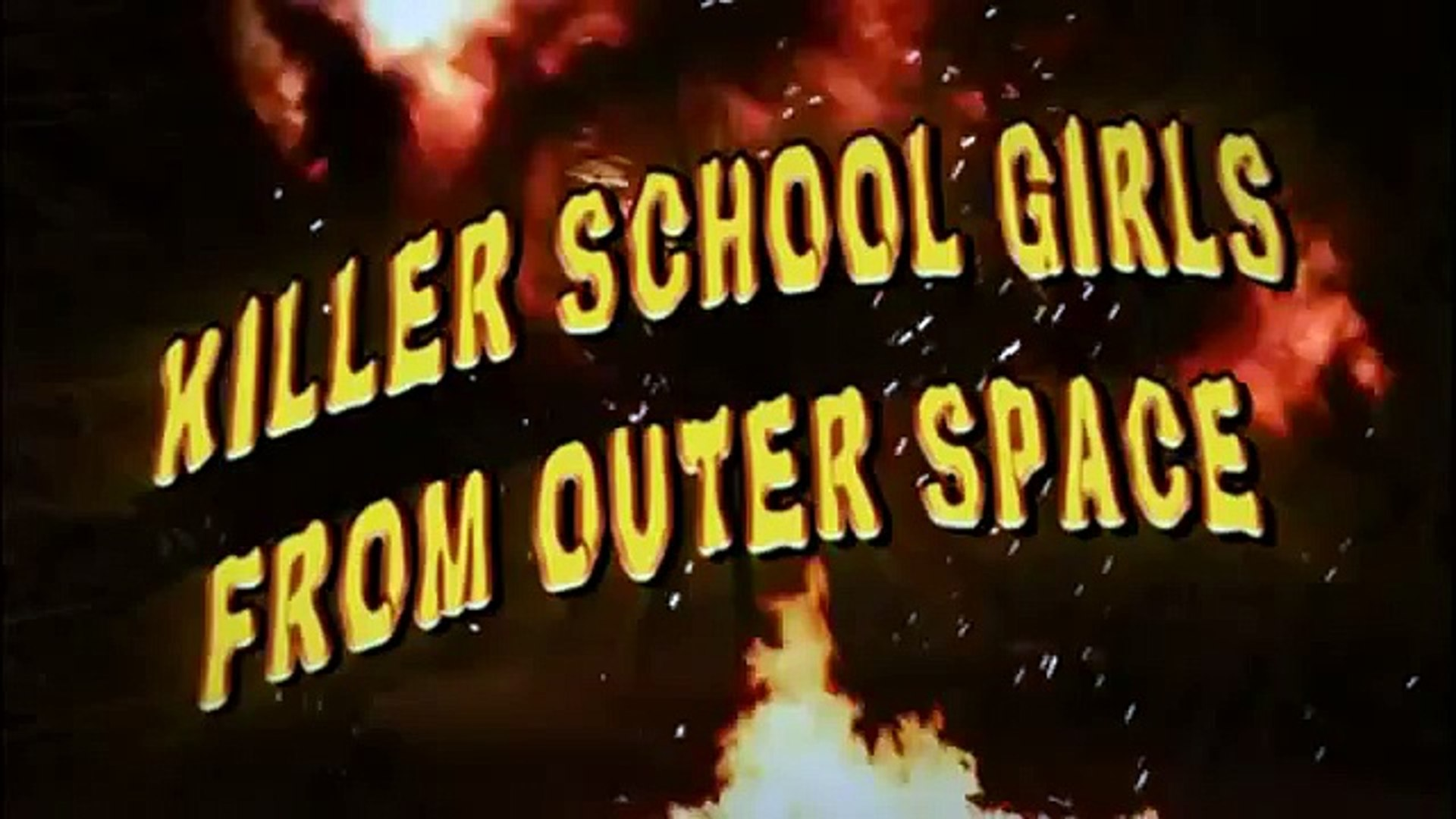 Killer School Girls from Outer Space (2011) - Trailer