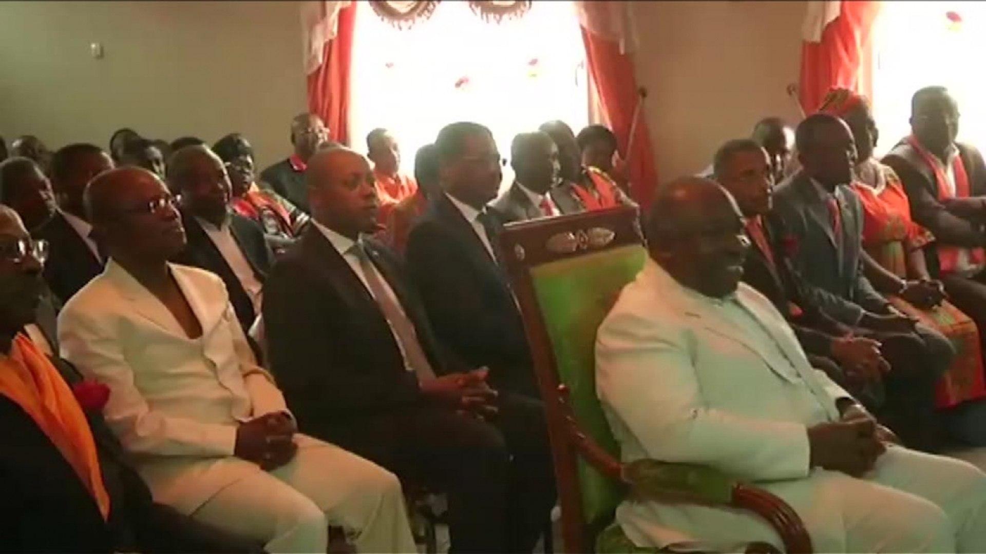 Gabon, Le PDS soutient la candidature d'Ali Bongo Ondimba