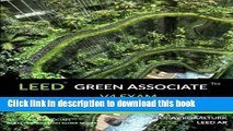 Download Books LEED Green Associate V4 Exam Practice Tests   Summary Sheets (LEED Green Associate