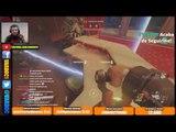 Stream desde HyperX jugando Overwatch con Alfredito y Jugando con Natalia