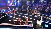 "Gala Final 8ª Gala de ""Levántate All Stars"" – La puntuacion de Irene"
