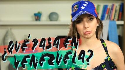 ¿Qué pasa en Venezuela? | Sweet Patilla