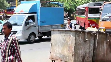 School Kid Trips Over A Railway Track - What Happens Next Will Shock You - MUST WATCH