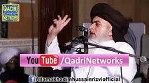 Allama Khadim Hussain Rizvi Views About Qandeel Baloch De=ath - Latest Video