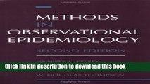 Download Methods in Observational Epidemiology PDF Online