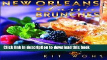 Read Books New Orleans Classic Brunches (Classics Series) ebook textbooks