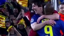 FC Barcelona vs Bayern Munich 4-0 Highlights 2008-2009