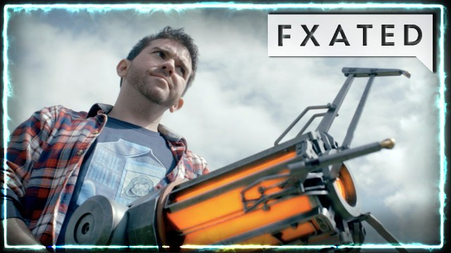 Gravity Gun Mishaps // FXated Presents Sneaky Shorts #2 by Sneaky Zebras | FXated |