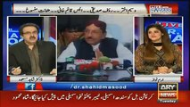 Dr Shahid Masood predicts next big arrest of 'Faryal Talpur' after recent arrests in Sindh