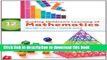Read Guiding Children s Learning of Mathematics Ebook Online