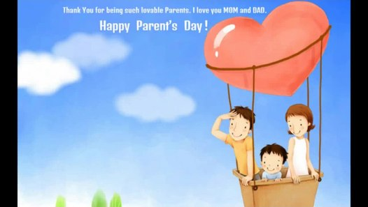 Love You Mummy Papa   Love U Maa Love U Paa   Parents Day Special
