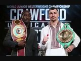 Terence Crawford will get iced by Viktor Postol!!!