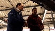 Les essais vidéos de Soheil Ayari : Mercedes C63 AMG Coupé