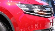 En direct du salon de Genève 2012 - La vidéo du Volkswagen Cross Coupé Concept